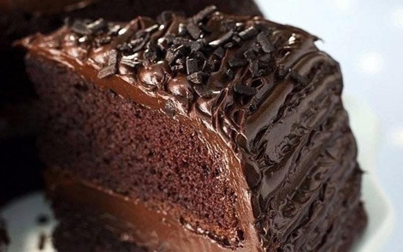 "Cake ""Chiffon Prague"". The most delicious chocolate cake!"