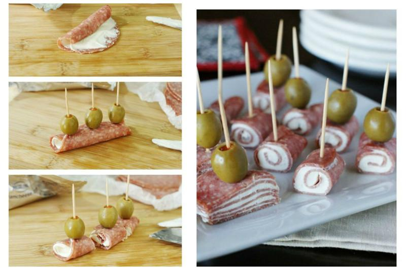 22 ideas for delicious, light and original appetizers