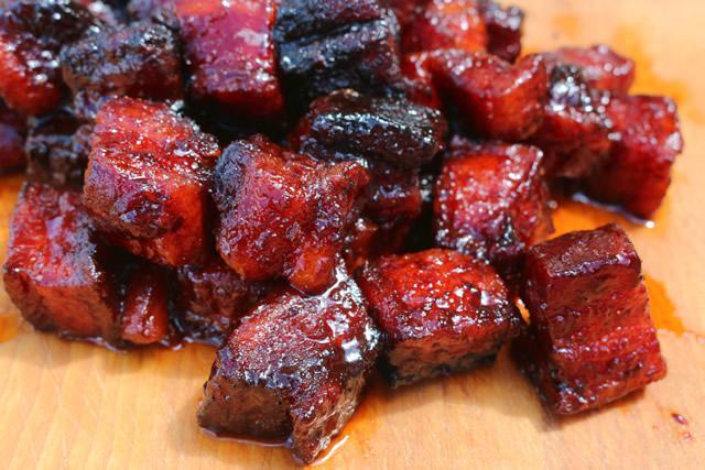 Barbecue Juicy Pork