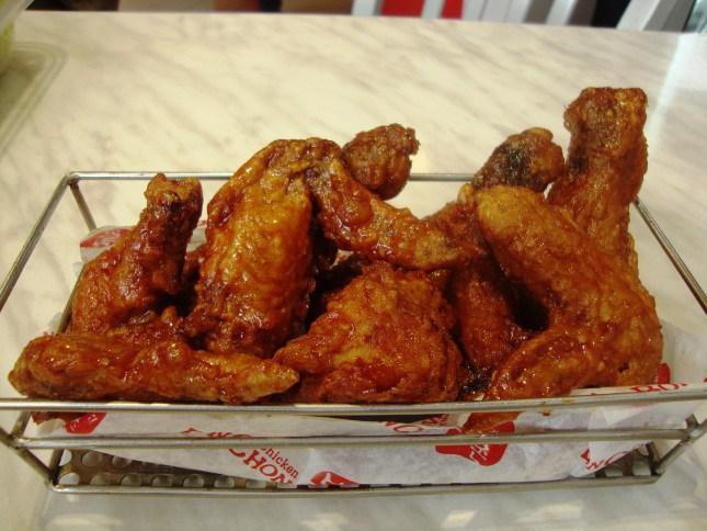 BonChon Soy Garlic Wings