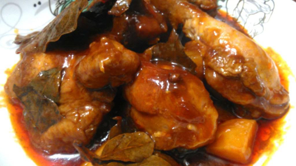Yummy Chicken Asado