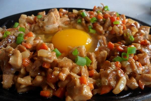 Quick and easy Chicken Sisig