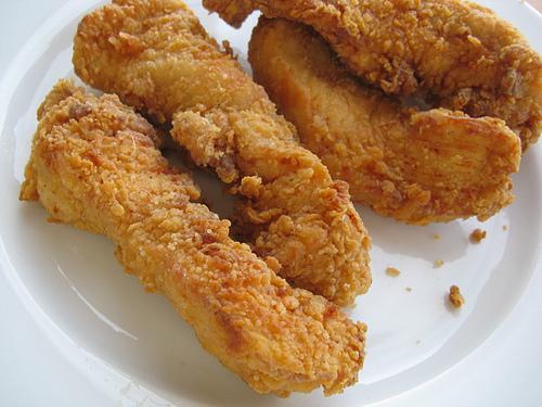 Crispy Chicken Tenders Recipe