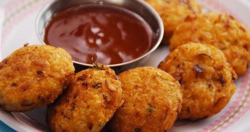 Crispy Potato Bites Recipe