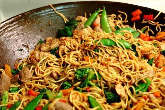 Great tasting Filipino Noodle dish