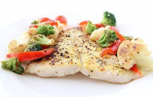 Healthy Baked Tilapia Recipe
