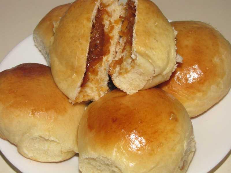 Philippines popular coconut bread