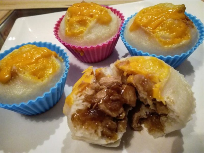 Puto Pao Pork Muffins Recipe