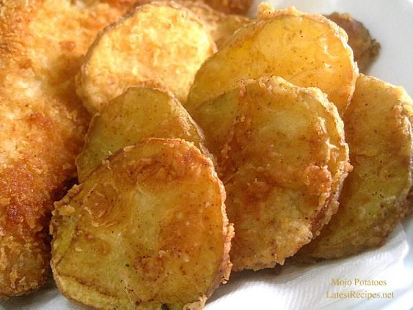 Super tasty Mojo Potatoes Recipe
