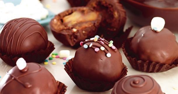 Worthy to prepare Choco Truffles