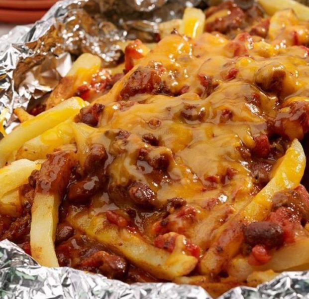 Chili Cheese Fries Made Guilt-Free