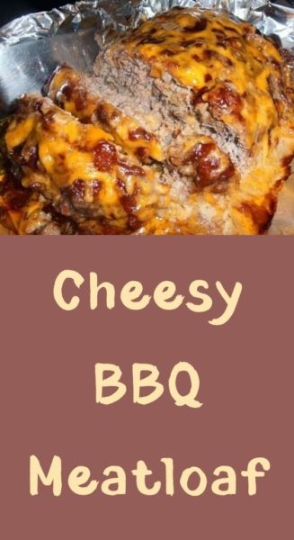 Cheesy BBQ Meatloaf