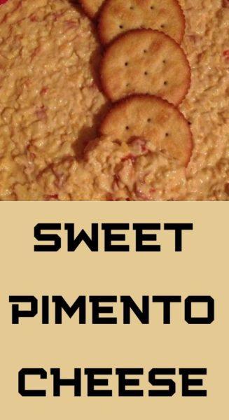 Sweet Pimento Cheese