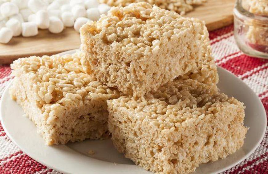 Most Tasty Rice Krispie Treat Recipe