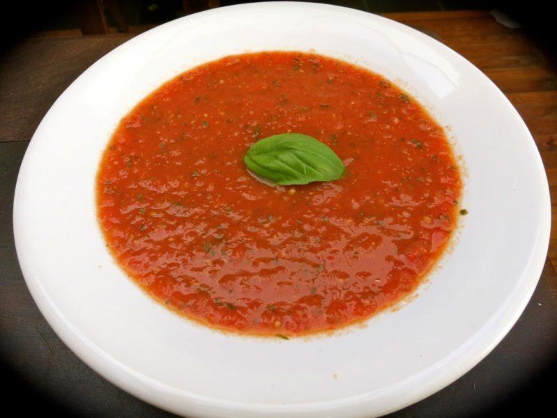 Easy and Delicious Tomato Soup Recipe