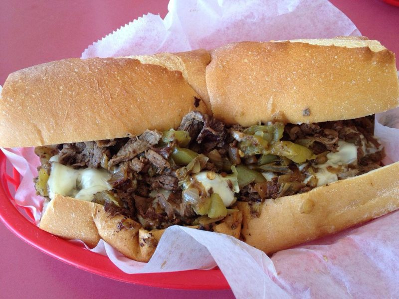 Delicious Philly Cheese Steak Recipe
