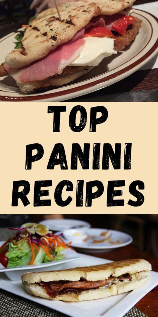 Top Panini Recipes