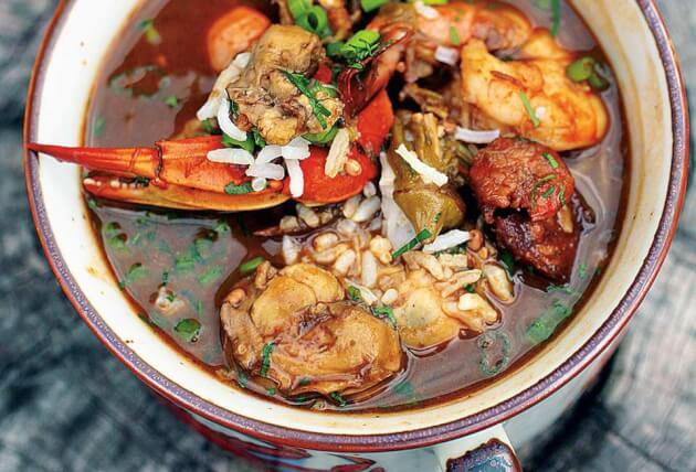 Best Ever Seafood Gumbo Recipe
