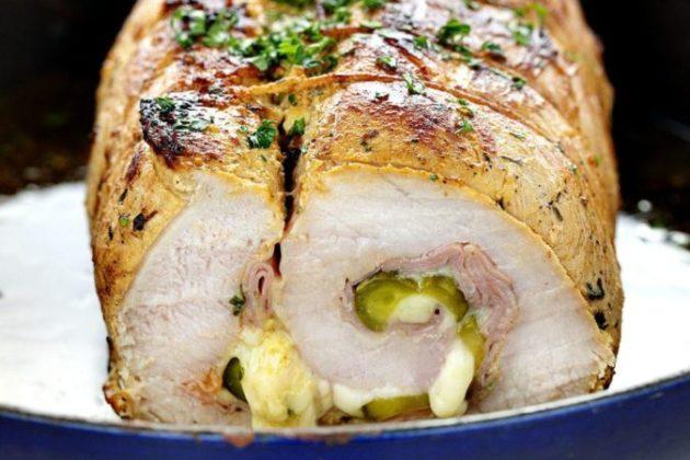 Tender and Juicy Cuban Pork Loin