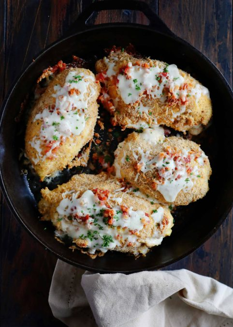 My Favorite Chicken Breasts Stuffed With Bacon and Cream Cheese
