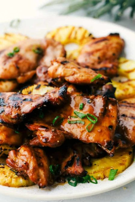 Grilled Huli Huli Chicken Recipe