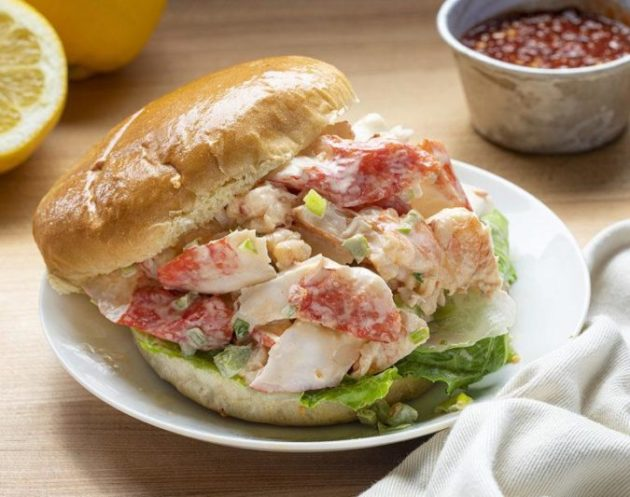Creamy Minnesota Crab Louie Recipe