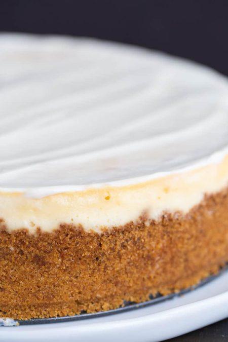 Easy Classic Cheesecake Recipe