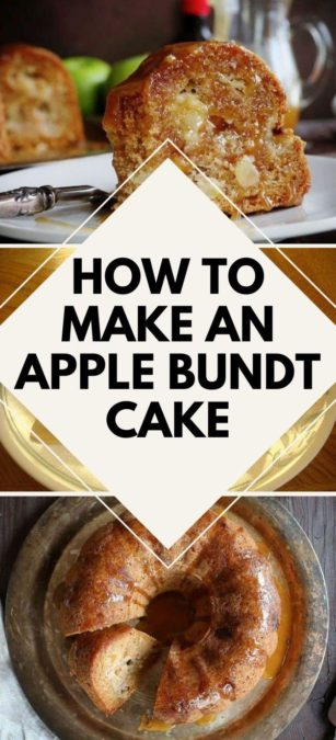 How to Make an Apple Bundt Cake