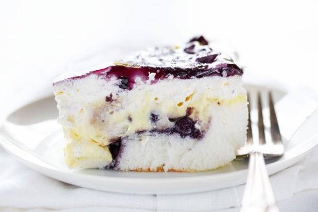 Easy And Delicious Blueberry Lemon Heaven Dessert